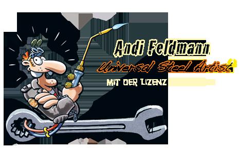 Andi Feldmann - Steel-Artist